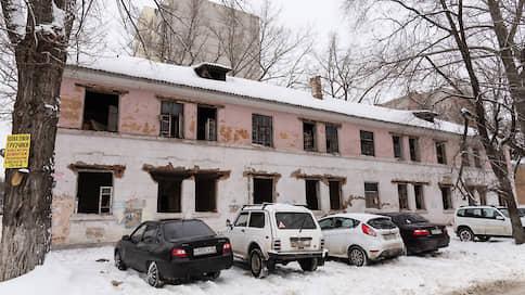 В банк добавили ветхого  / Застройщики Воронежа увеличивают земельный фонд за счет аварийных кварталов