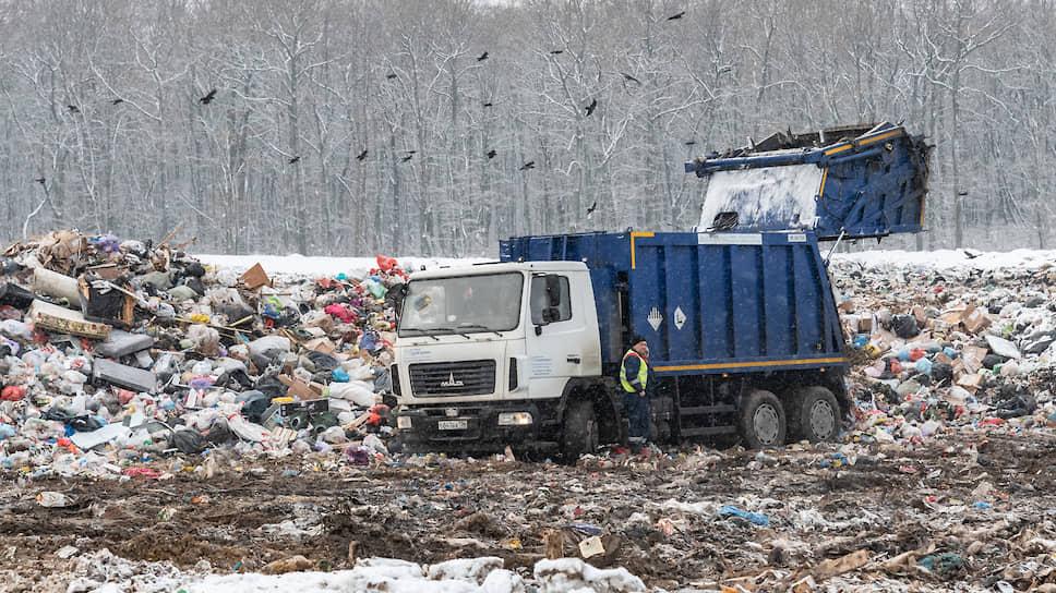 «Вега» выносит мусор из изб / Жители Воронежской области узнали, кто и как обращается с их отходами