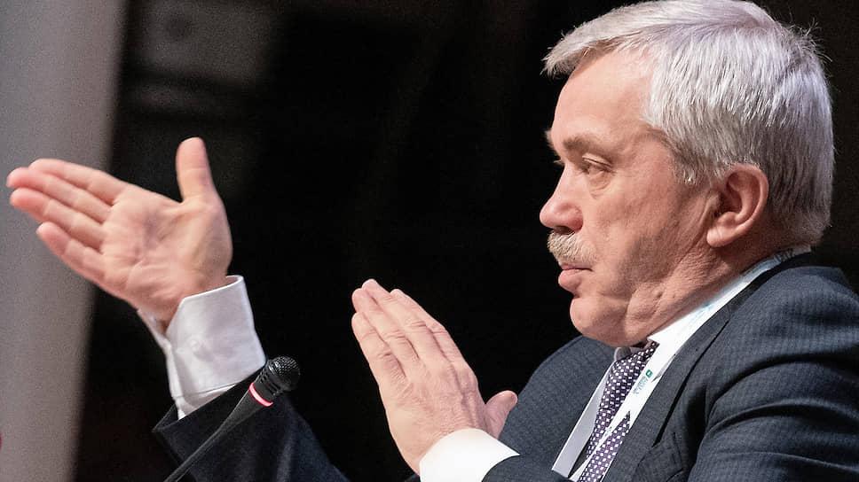 «Круговорот любви и милосердия» / Белгородский губернатор призвал бизнес и чиновников отказаться от наживы