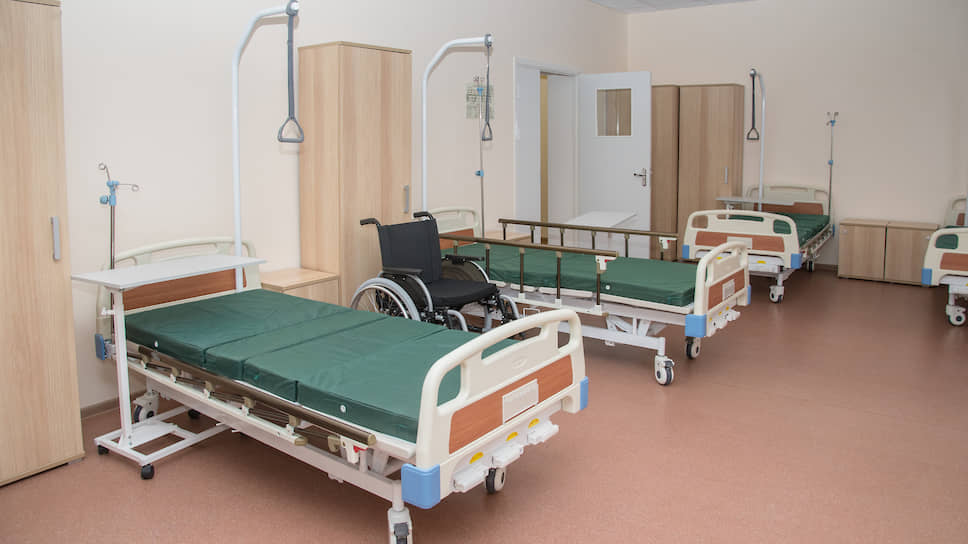 В больницах Черноземья формируют фонд коек на случай роста количества инфицированных коронавирусом
