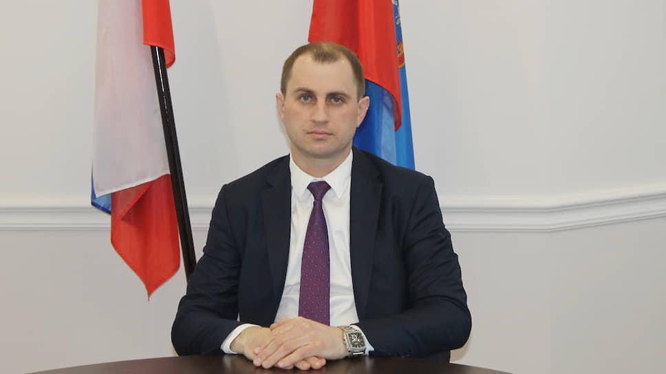 Председатель регионального Агропромышленного союза Сергей Иванов, до 16 марта занимавший должность вице-губернатора по АПК Тамбовской области