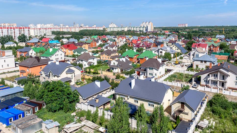 Новый генплан ориентирован на «растущий» Воронеж
