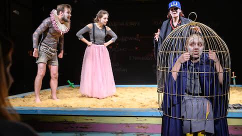 Площадная грань // На Платоновском фестивале показали обновленный средневековый театр