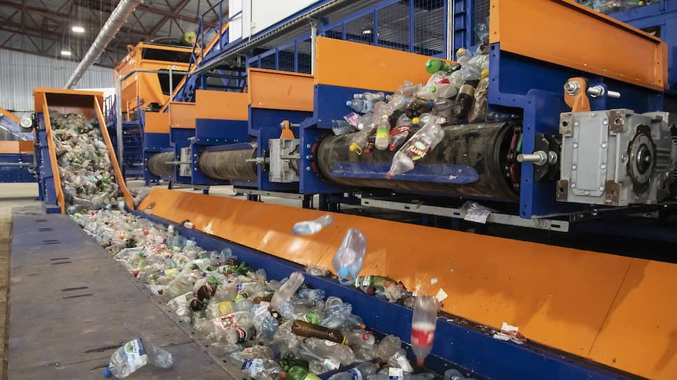 «Флагман» набирает отход / Белгородская компания готова создать «мусорную» инфраструктуру на 20 млрд рублей