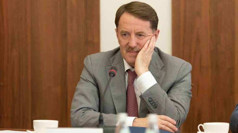 Алексей Гордеев пересчитал за министра / Депутат Госдумы от Черноземья раскритиковал проект бюджета на 2021 год