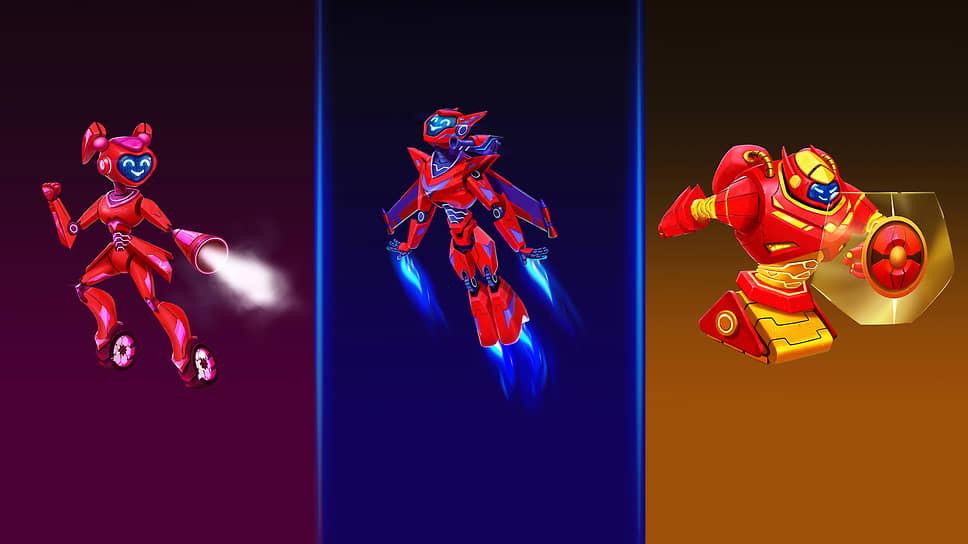Wizart потушит детские страхи / Воронежская анимационная студия планирует мультсериал про роботов-спасателей