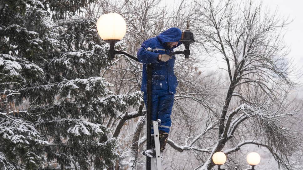 Концессии дали свет / В наружное освещение Липецка может быть вложено более 500 млн рублей