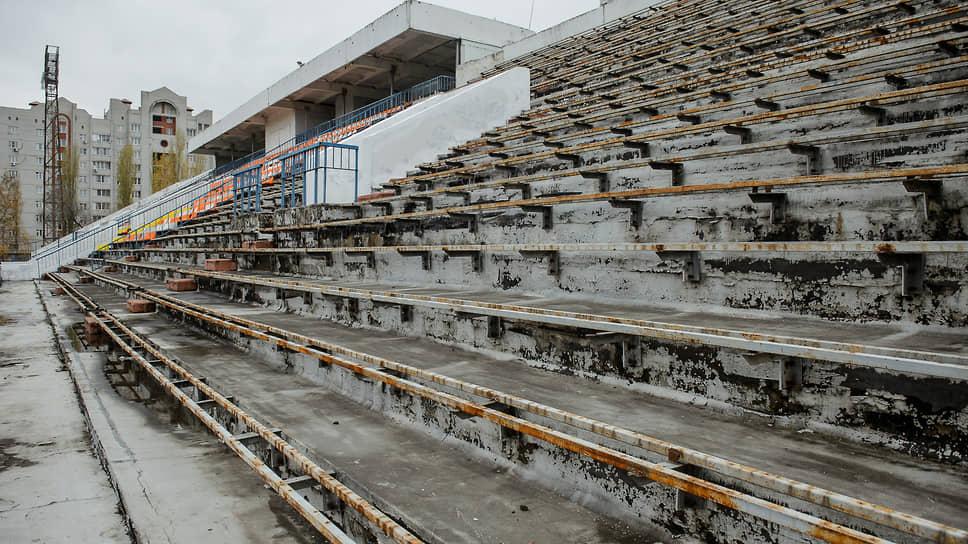 Воронежский стадион «Факел» приблизился к реконструкции за 800 млн рублей