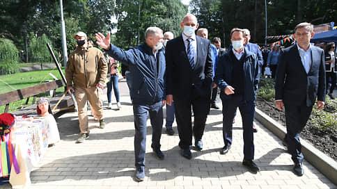 Тринадцать друзей единороссов  / Выборы депутатов Госдумы в Черноземье прошли без неожиданностей