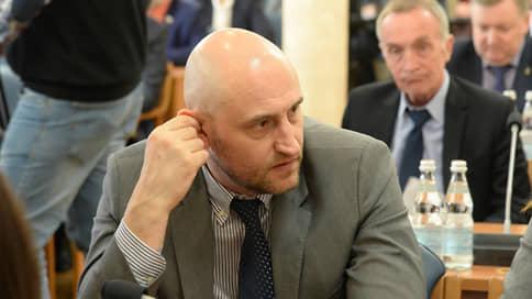 Суд заказал доставку экс-чиновника  / Приставам поручили разыскать бывшего вице-мэра Воронежа Сергея Курило