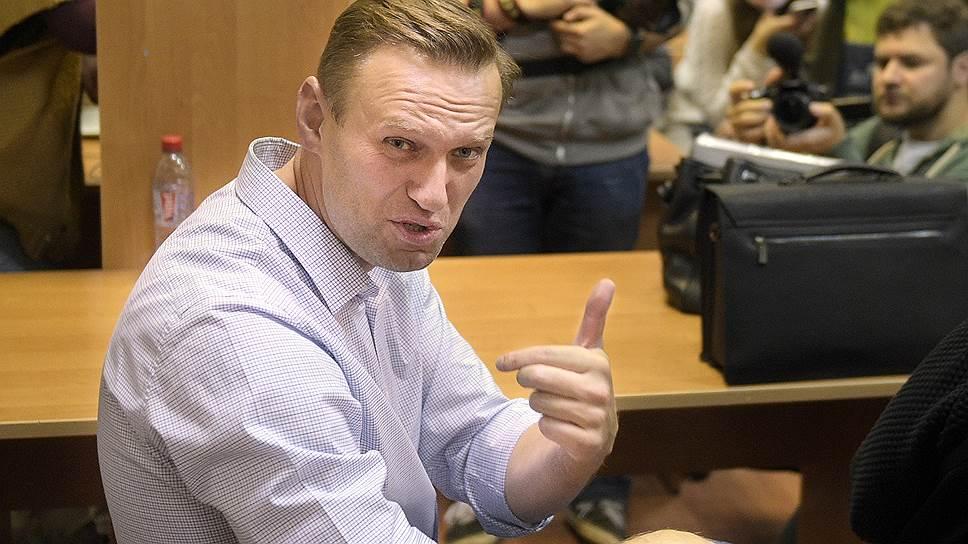 В чем Алексей Навальный обвиняет тамбовские власти