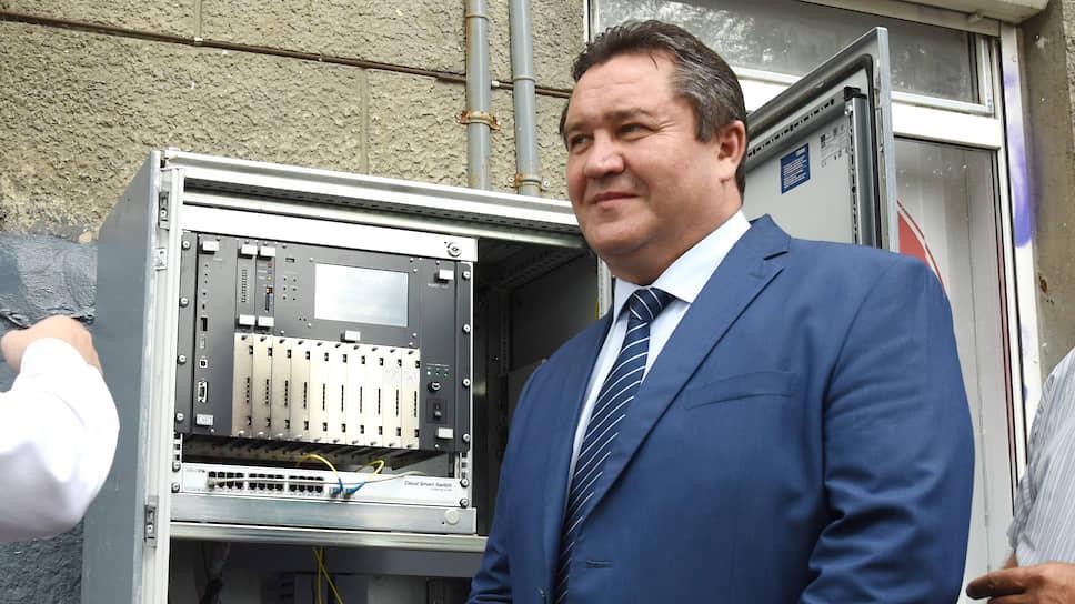 Директор центра организации дорожного движения Воронежа Юрий Трофимов