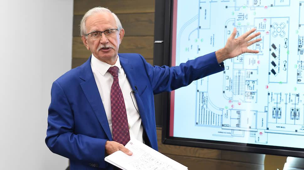 Бизнесмен Александр Соловьев