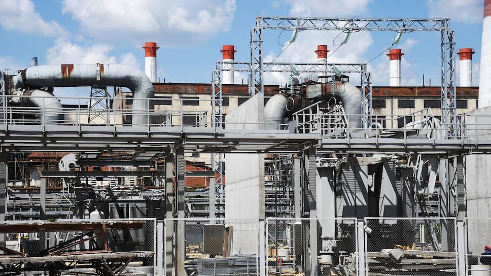 ПГУ-223 МВт воронежской ТЭЦ-1