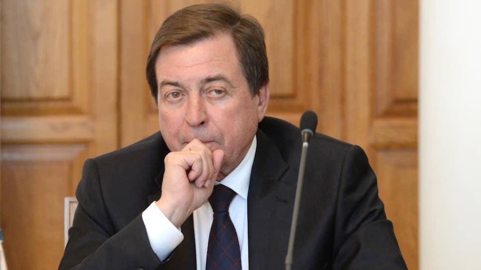 Ректор Белгородского государственного национального исследовательского университета Олег Полухин