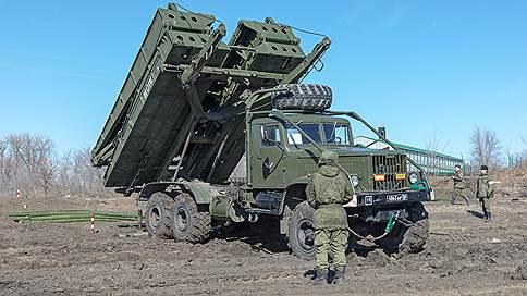 Тактико-специальное учение инженерных войск под Воронежем