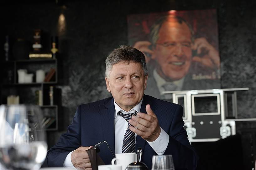 «Я уже три года продвигаю идею создания в регионе насосного кластера», –  генеральный директор ОАО  «Турбонасос» Сергей Валюхов