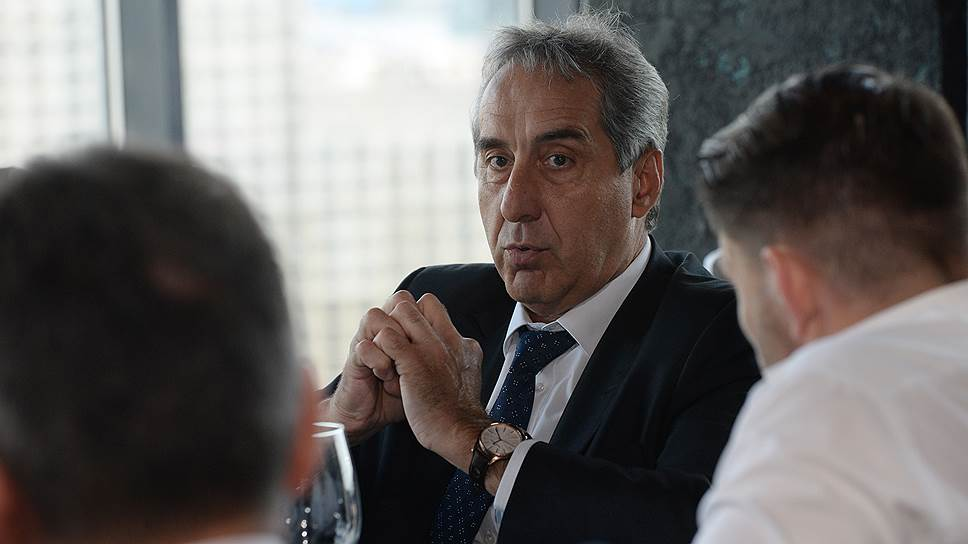 Руководитель департамента промышленности, предпринимательства и торговли Воронежской области Иван Шкуматов