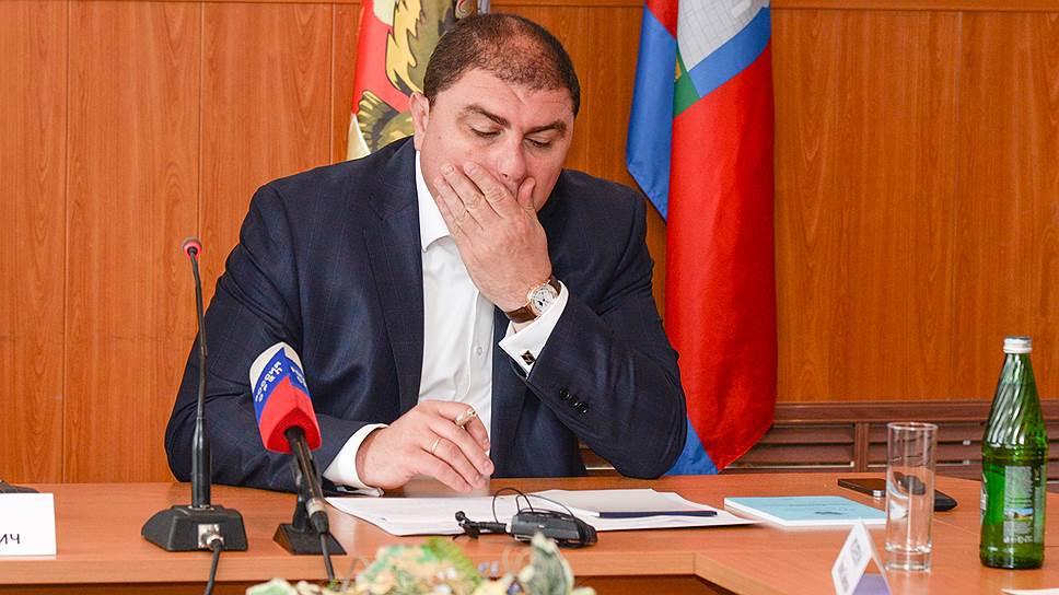 На какие проблемы Орловской области губернатору указывал президент