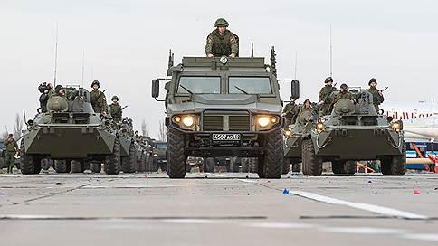 Аэродром как площадь  / В Воронеже начались репетиции военного парада
