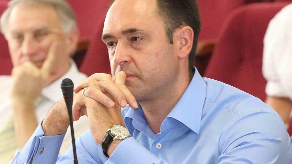 Бывший владелец «Павловскгранит-бетон» Сергей Пойманов