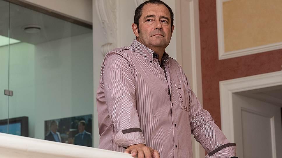 Президент ГК «Два капитана» Евгений Тростянецкий