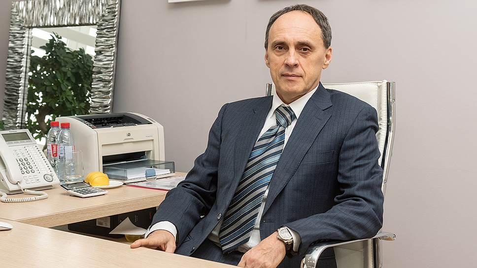 """Эдуард Краснов: «В строительном секторе у нас очень хорошая команда, мы нашли свой сегмент рынка, на наш взгляд, перспективный, между """"эконом"""" и """"комфортом"""". В него никто не хотел заходить, считая дорогим для Воронежа»"""