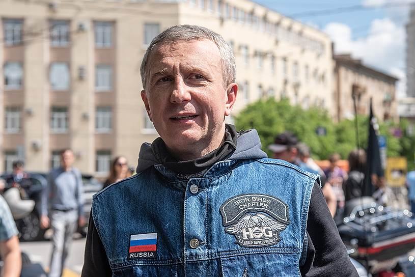 Заместитель губернатора Воронежской области Сергей Трухачев