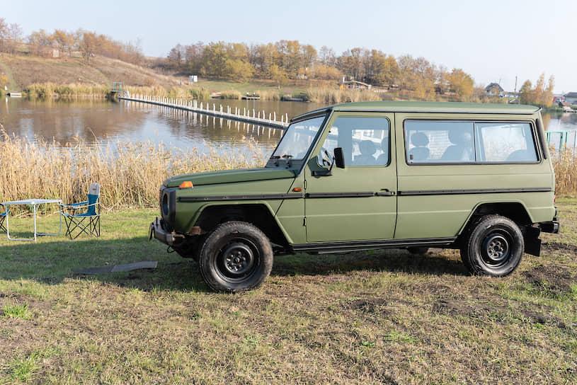До того, как G-Класс стал символом достатка владельца и премиальным внедорожником, Gelendewagen был надежным и утилитарным «проходимцем»