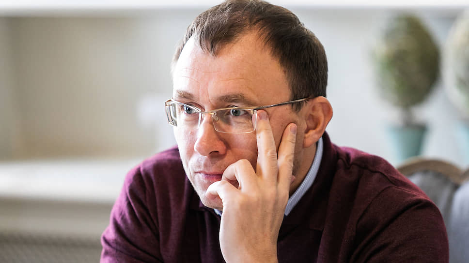 Генеральный директор Tele2 Сергей Эмдин