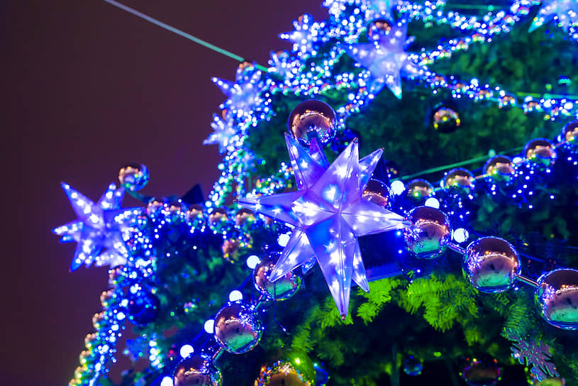 Елки из Черноземья вошли в топ-10 самых высоких елок страны: пятое место в этом году заняло дерево из Белгорода (35 метров). Воронежская елка (11-е место в стране, 26 метров) лишь на метр ниже главной московской