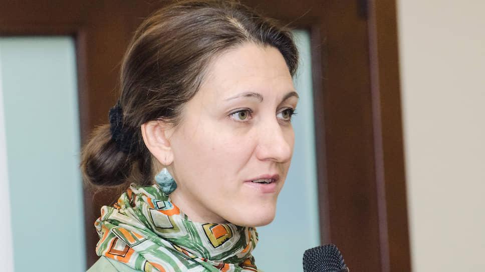 Галина Арапова, руководитель воронежского «Центра защиты прав СМИ», известный медиаюрист