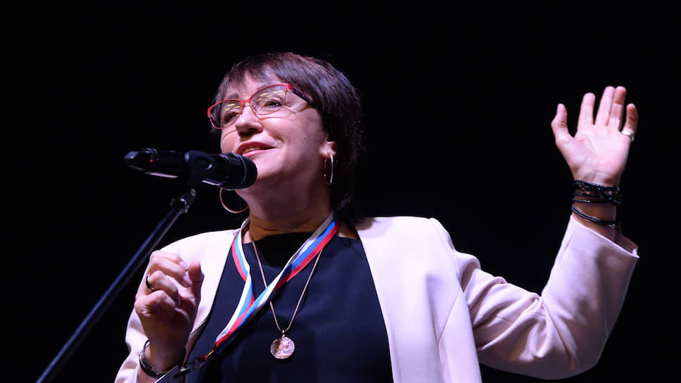 Зоя Грязева, гендиректор воронежского телеканала «Губерния», глава регионального отделения союза журналистов РФ