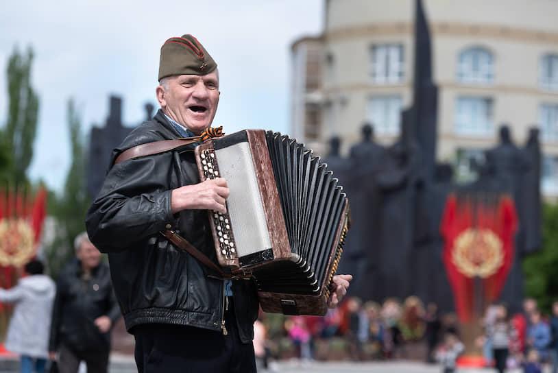 Празднование 75-ой годовщины Победы в Великой Отечественной войне