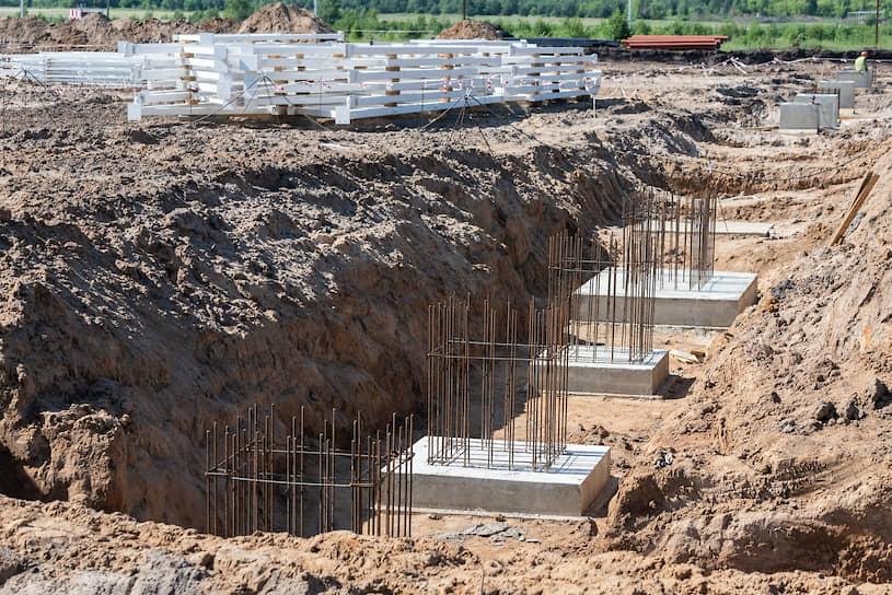 По словам представителей компании, уже изъято около 20 тыс. кубометров грунта