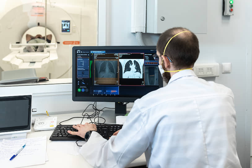 Анализы врачи получают мгновенно, причем сразу на несколько устройств