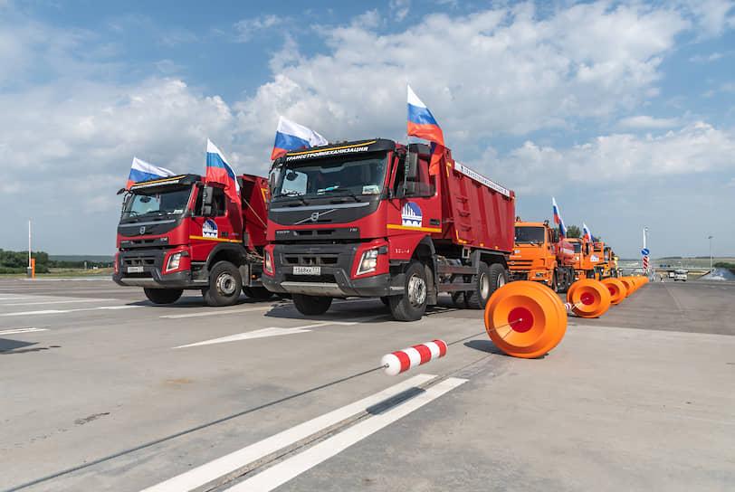 В Воронежской области открыли новый платный участок трассы М4 «Дон» в обход села Лосево и города Павловск