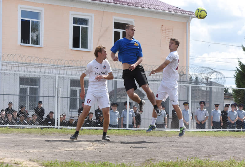 Александр Кокорин стал лучшим нападающим турнира, который проходил на территории ИК-4