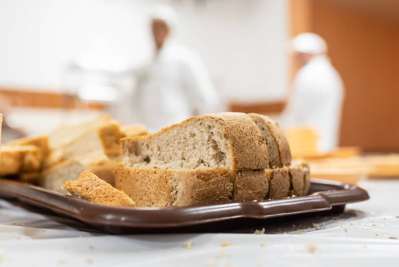 Гордостью учреждения является вкусный хлеб, который пекут заключенные