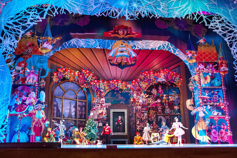 Премьерные показы балета «Продавец игрушек» назначены на 27, 28 и 29 ноября