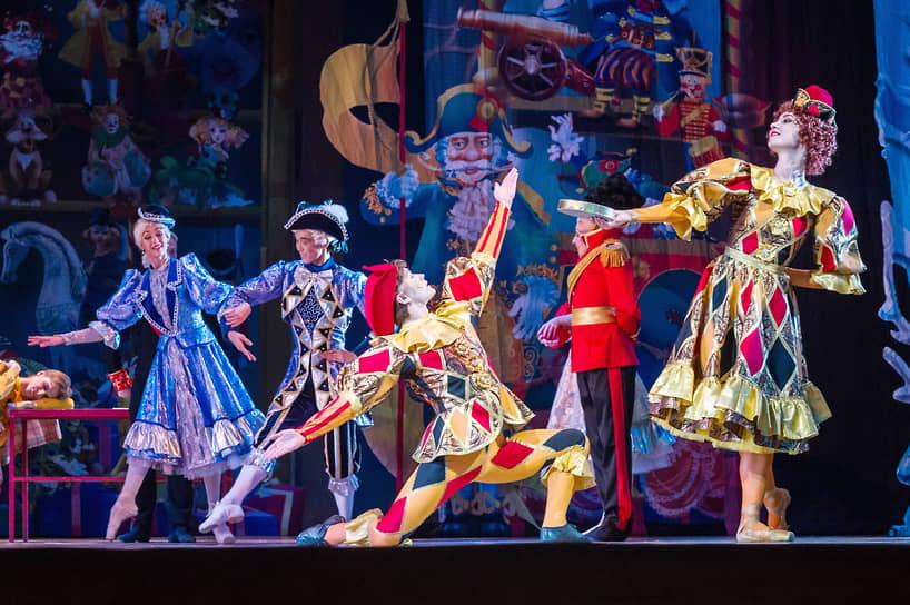 Впервые в мире как балет он был представлен в Воронеже