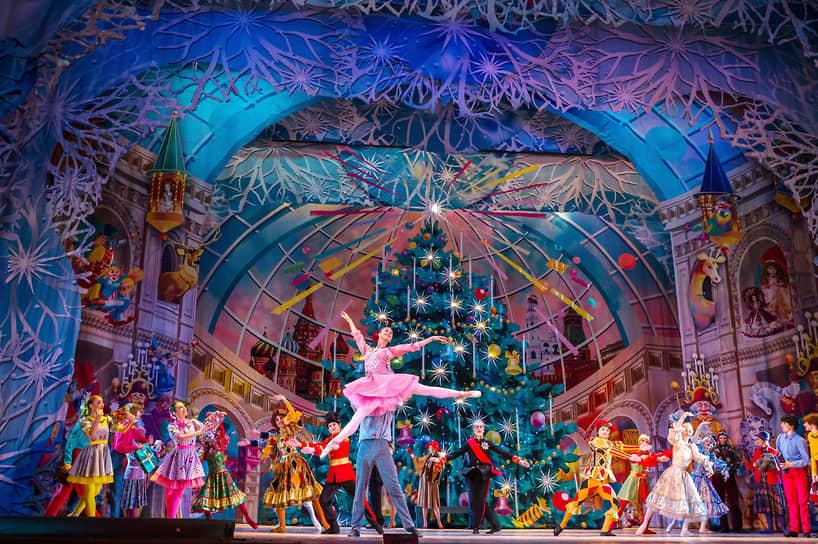 Новый детский балет под новый год станет хорошим конкурентом традиционного «Щелкунчика»