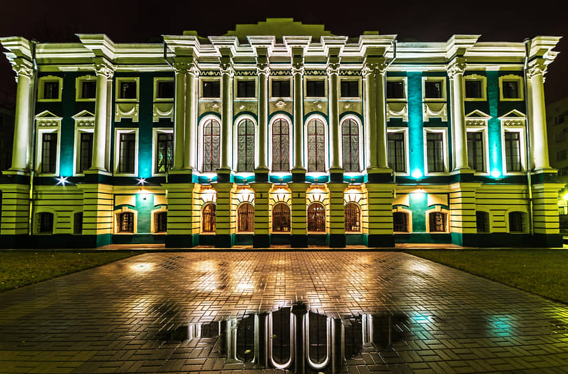 Воронежский областной художественный музей имени И.Н. Крамского