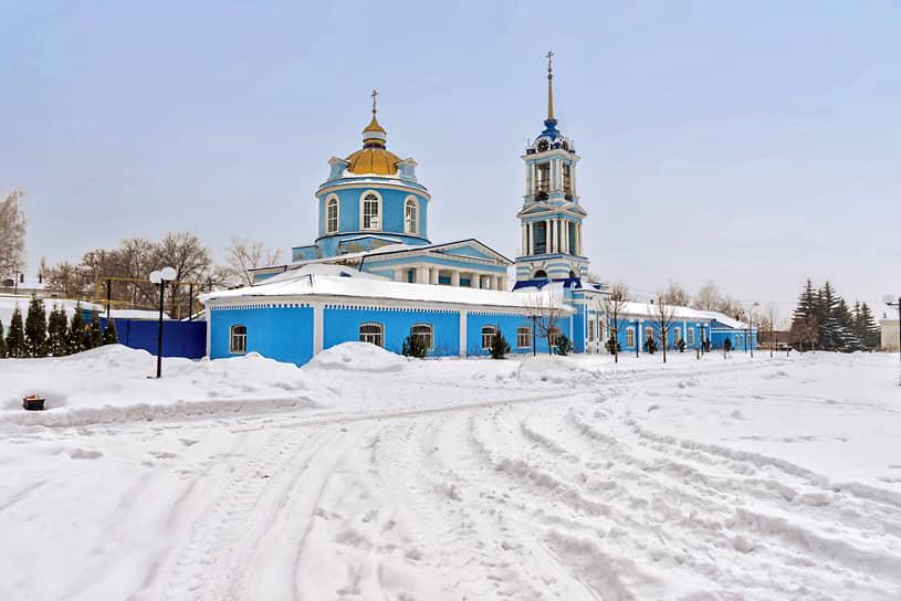 Церковь Успения Пресвятой Богородицы (Задонск)
