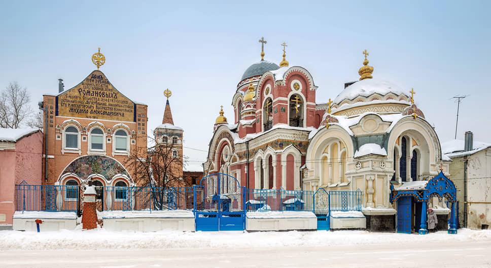 Церковь Михаила Тверского и Александра Невского (Елец)