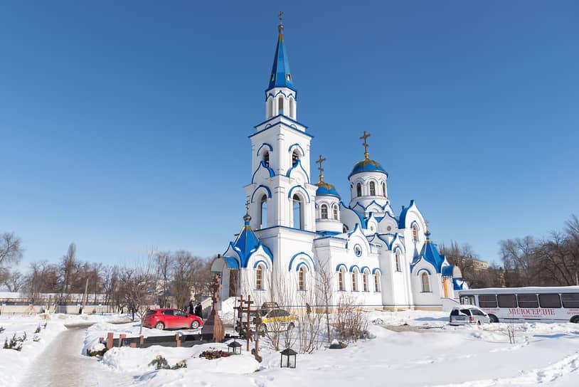 Церковь Святого Равноапостольного Великого князя Владимира