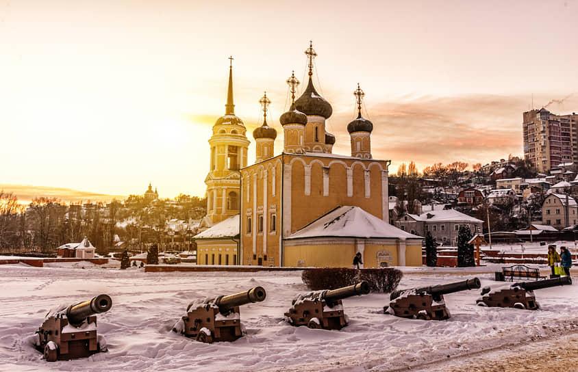 Успенская Адмиралтейская церковь (Воронеж)
