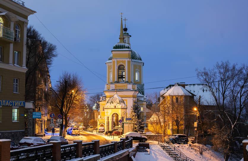 Воскресенская церковь (Воронеж)