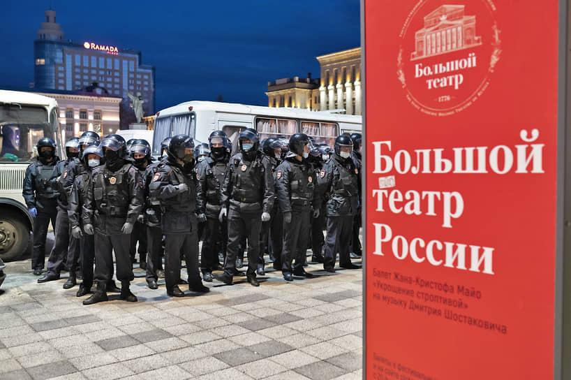 """По данным """"ОВД-инфо"""", в ходе акции 21 апреля Воронеж попал в десятку городов с максимальным количеством задержанных."""