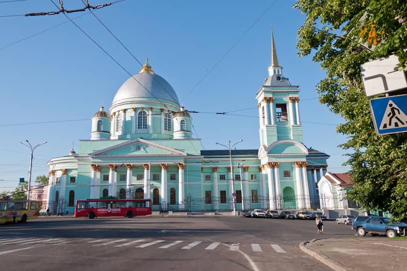 Кафедральный собор иконы Божией Матери «Знамение», Курск